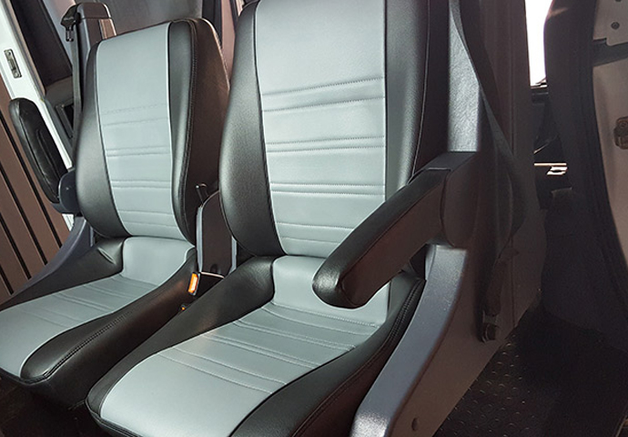 Galeria de asientos de coches tapiceria coche valencia - Tapizados valencia ...
