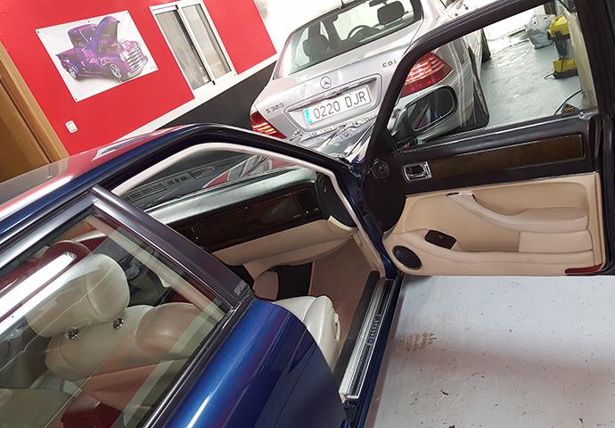 Galeria de puertas de coches tapiceria coche valencia - Tapiceros de coches en murcia ...